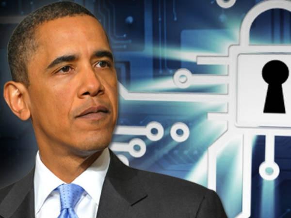 ओबामा का साइबर सुरक्षा पर जोर