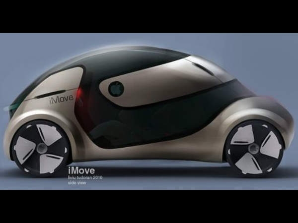 Apple IMove Concept Car