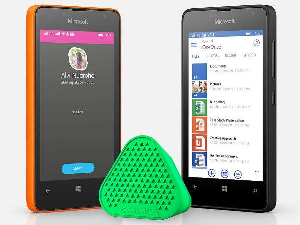 माइक्रोसॉफ्ट ने उतारा अब तक का सबसे सस्ता विंडो स्मार्टफोन लूमिया 430