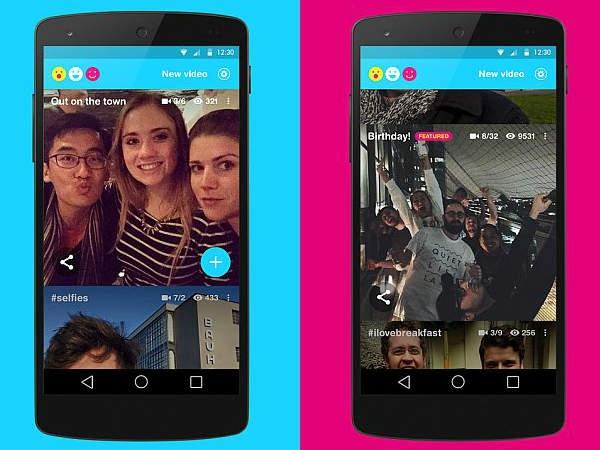 फेसबुक ने लांच की 20 सेकेंड की वीडियो एप