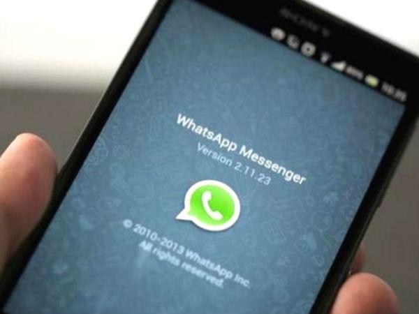 गूगल ड्राइव में सेव होगी व्हाट्सएप की चैट हिस्ट्री