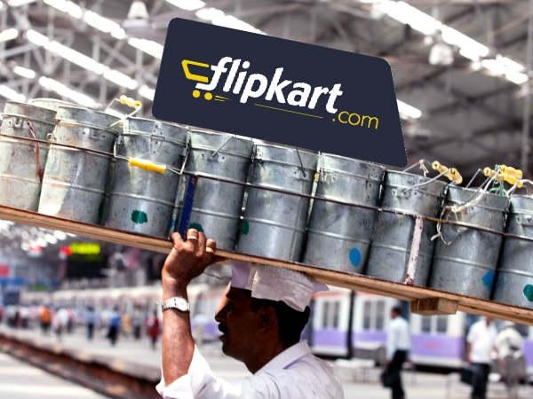 मुंबई के डब्बा वाले करेंगे फ्लिपकार्ट की डिलीवरी