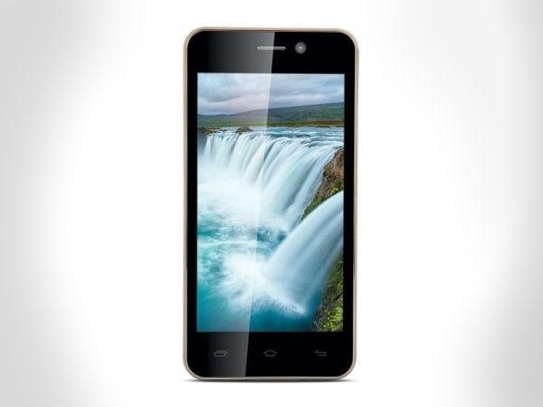 5 इंच स्क्रीन, 2जीबी रैम स्मार्टफोन सिर्फ 8,199 रुपए में