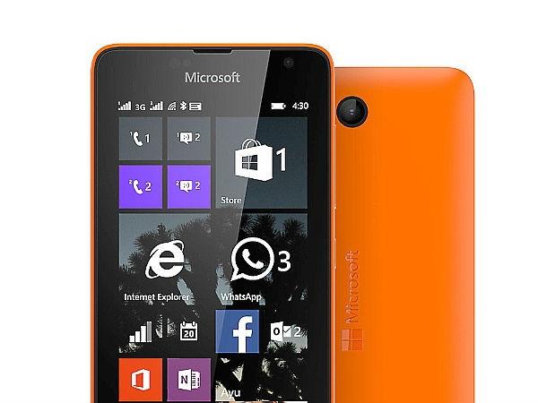 अब तक का सबसे सस्ता विंडो स्मार्टफोन है Lumia 430