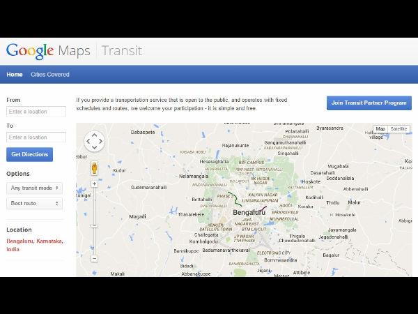 अब गूगल मैप्स से मिलेगी रेल की जानकारी
