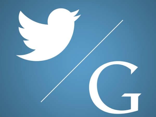 गूगल सर्च में आने के लिए ट्विटर ने किया करार