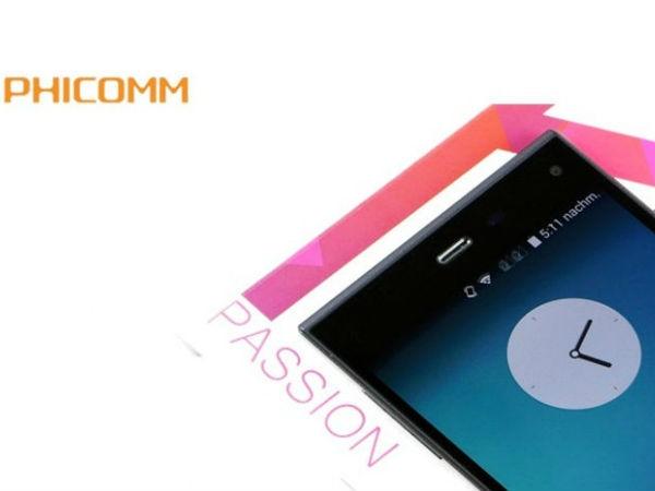 चीन की एक और मोबाइल कंपनी फिकॉम भारतीय बाजार में उतरी