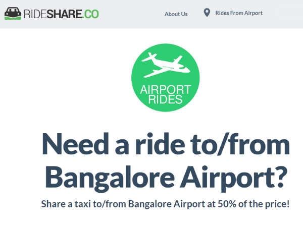 डाउनलोड करें ये फ्री एप और आधा-आधा करें टैक्सी का किराया
