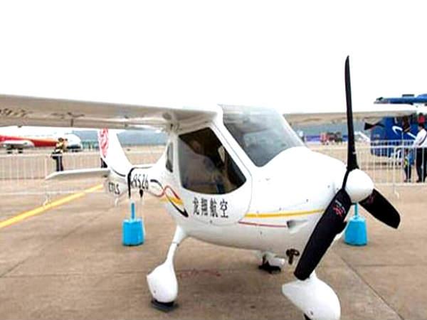 चीन ने तैयार किया पहला इलेक्ट्रिक विमान
