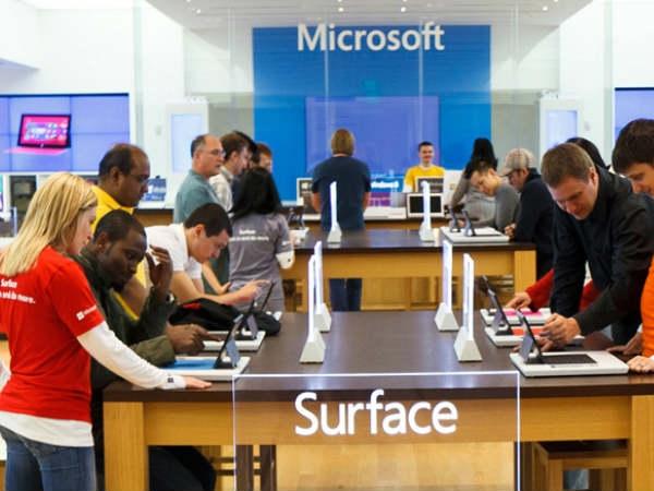 माइक्रोसॉफ्ट मोबाइल ने हैदराबाद में पहला स्टोर खोला