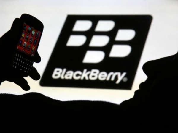 ब्लैकबेरी लांच कर सकती है बैक्टीरिया फ्री स्मार्टफोन