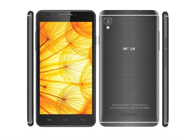 इंटेक्स का नया 5 इंच स्मार्टफोन, कीमत 9,590 रुपए