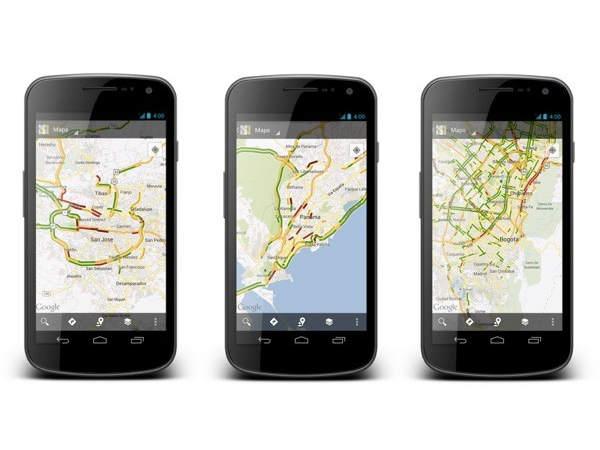 लखनऊ, कोलकाता के अलावा कई शहरों की ट्रैफिक इंफार्मेशन देगा गूगल