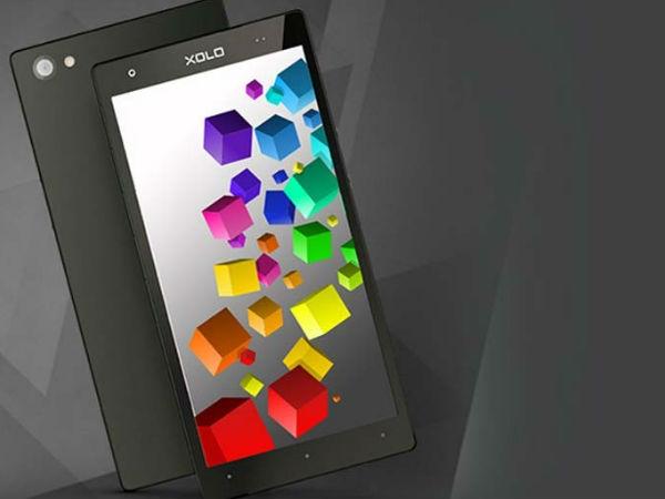 जोलो ने लांच किया 4,444 रुपए में 8 मेगापिक्सल वाला स्मार्टफोन