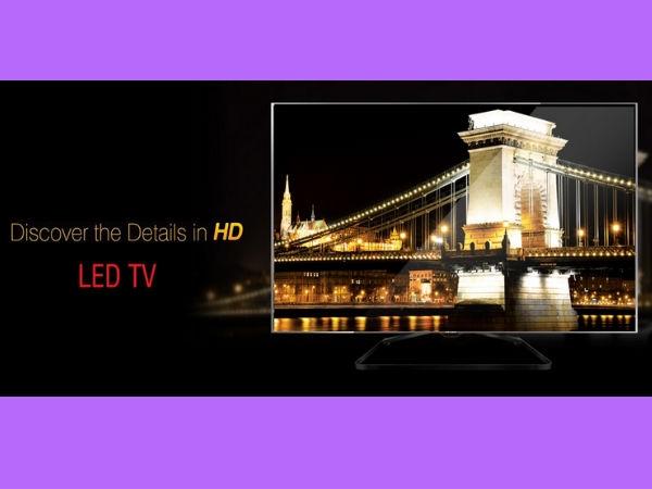 इंटेक्स ने लांच किया 21 इंच का लिड टीवी