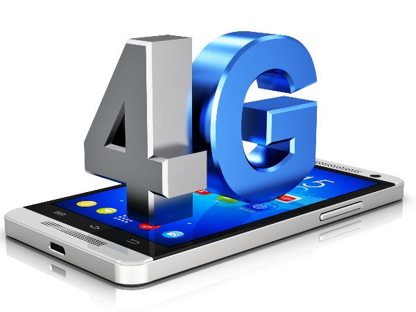 अब 4 जी मोबाइल फोन मात्र 4 हजार में!