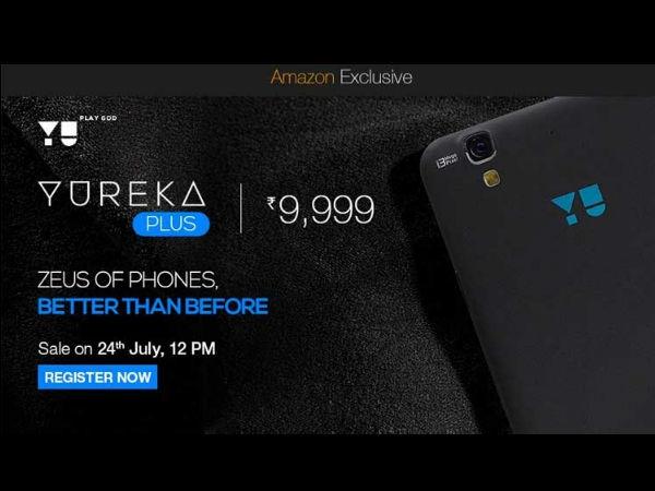 माइक्रोमैक्स के नए स्मार्टफोन यूरेका प्लस की सेल आज से होगी शुरु