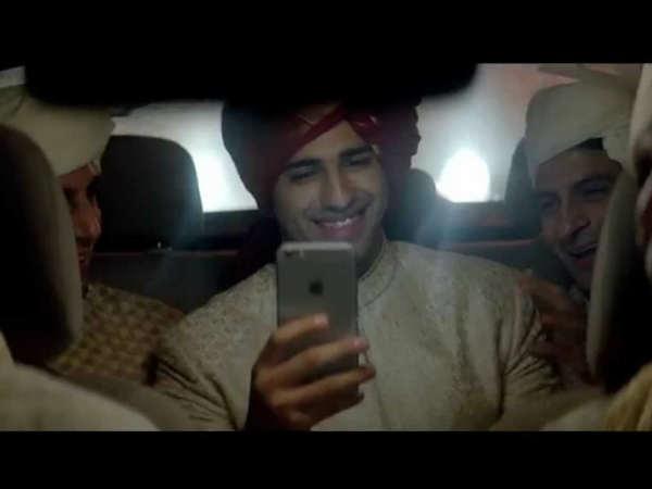 आईफोन 6 का पहला भारतीय ऐड जिसे देख आप भी बोल उठेगें