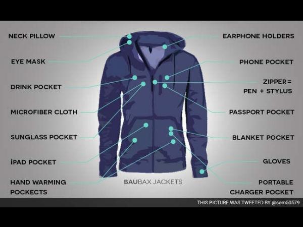 इंडियन कपल ने बनाया स्विस आर्मी जैकेट