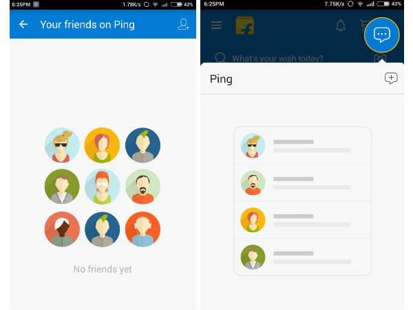फ्लिपकार्ट का सोशल एप लांच