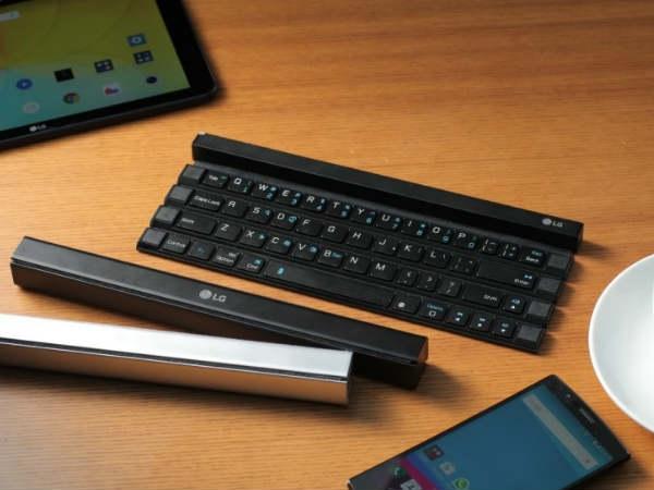 एलजी का पॉकेट कीबोर्ड एक साथ दो डिवाइस में टाइप करेगा मैसेज