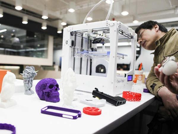 चीन में पॉपुलर हो रही है 3 डी प्रिंटिग