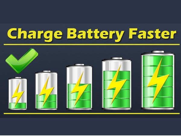 6 मिनट में चार्ज होगी स्मार्टफोन की बैटरी