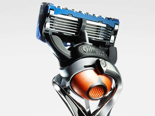 The All New Gillette Flexball Razor Comes To India Hindi