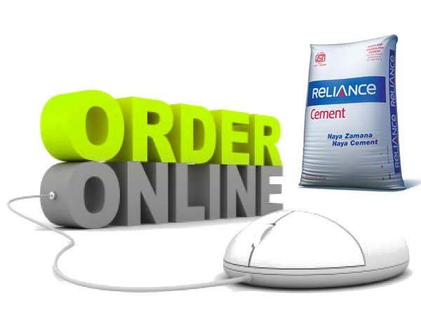 रिलायंस सीमेंट ने शुरू की ऑनलाइन बिक्री