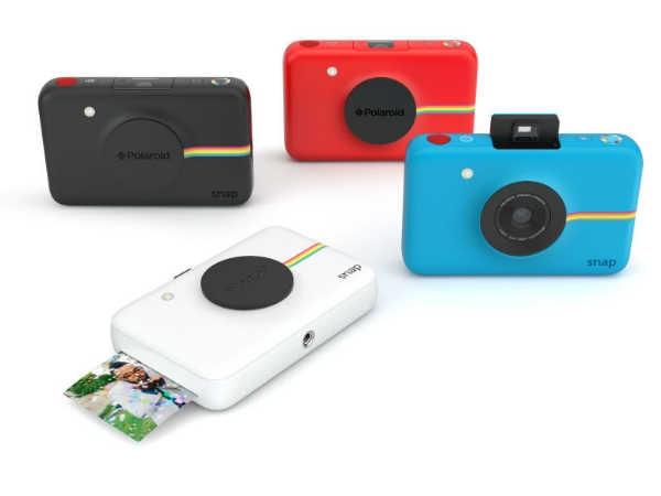 फोटो खींचने के साथ प्रिंट भी करेगा ये कैमरा