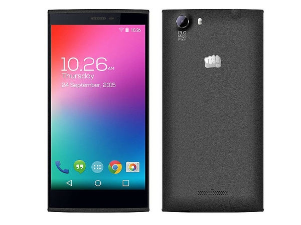 माइक्रोमैक्स ने कैनवास सीरीज में लॉन्च किए तीन नए 4G स्मार्टफोन