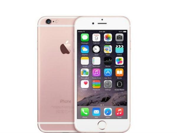16 अक्टूबर को भारत में लॉन्च होगा iPhone6s और iPhone6s plus
