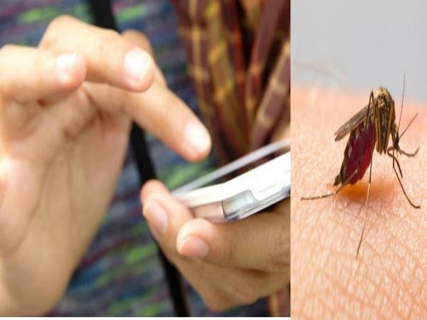 अपने स्मार्टफोन से भगाएं मच्छर!