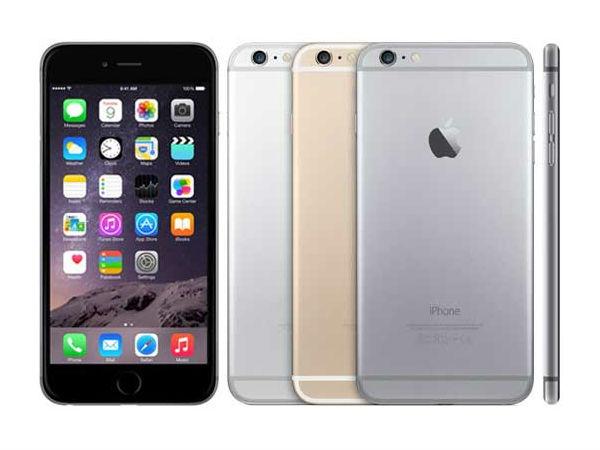 भारत में लॉन्च हुए iphone 6s और iphone 6s plus