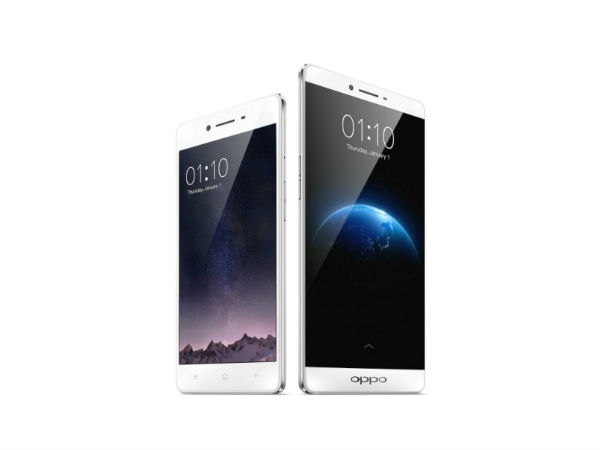 ओप्पो ने पेश किया 4 GB रैम वाला स्मार्टफोन R7s