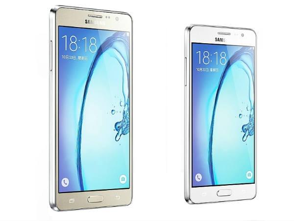 सैमसंग ने उतारे अपने दो दमदार स्मार्टफोन गैलेक्सी ऑन5 और ऑन7