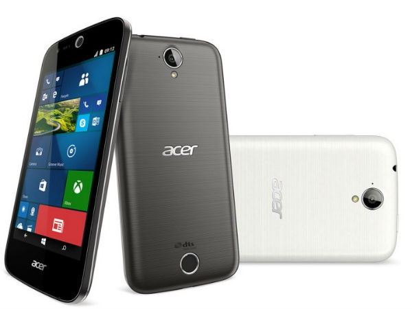 एसर के दो बजट फोन लिक्विड Z530 व लिक्विड Z630sलॉन्च