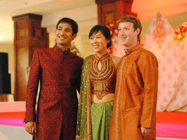 दिवाली पर भारत में होना चाहते थे मार्क जुकरबर्ग