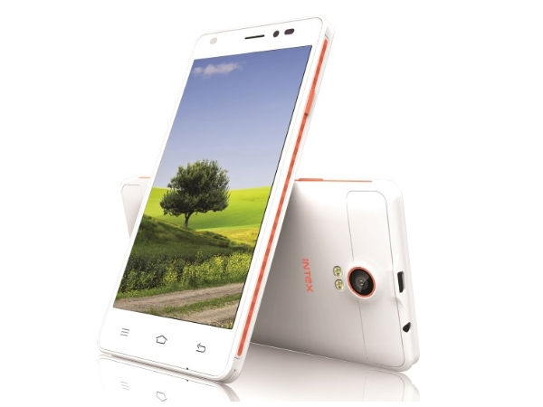 Intex Cloud M5-II: