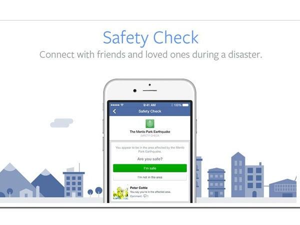 पेरिस हमले में लोगों की मदद को फेसबुक ने एक्टिवेट किया 'सेफ्टी चेक'
