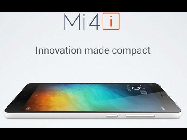 श्याओमी के सबसे हिट बजट फ़ोन mi4i की कीमत में कटौती..!!