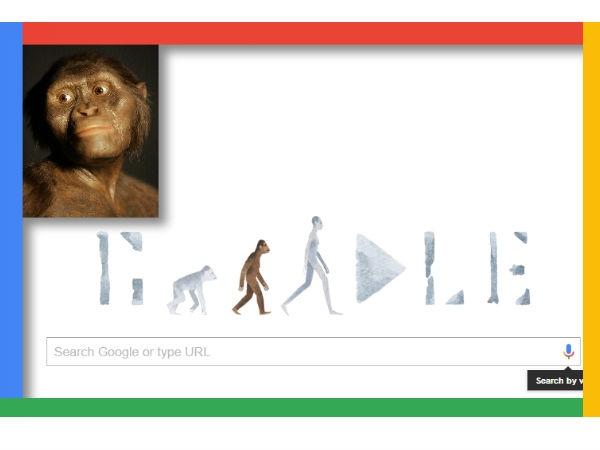 गूगल माना रहा है दुनिया की पहली महिला लूसी का जन्मदिन..!