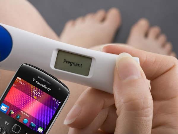 अपने मोबाइल फोन से जाने की आप प्रेगनेंट हैं या नहीं ?