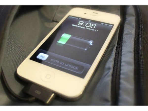 बिना बिजली ऐसे चार्ज करें अपना स्मार्टफोन..!!