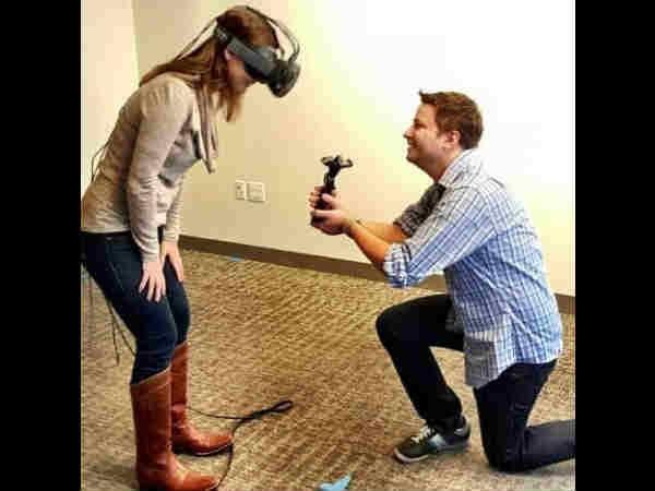 जब इंजिनियर ने गर्लफ्रेंड को प्रोपोज करने में दिखाई अपनी इंजीनियरिंग..!
