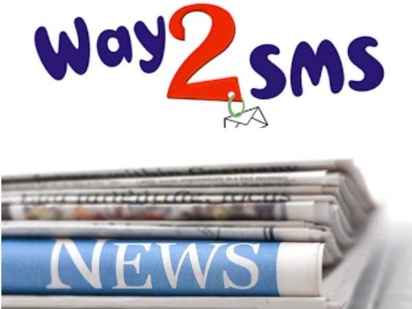 वे2एसएमएस का नया अवतार एसएमएस के साथ अब खबरें भी मिलेंगी