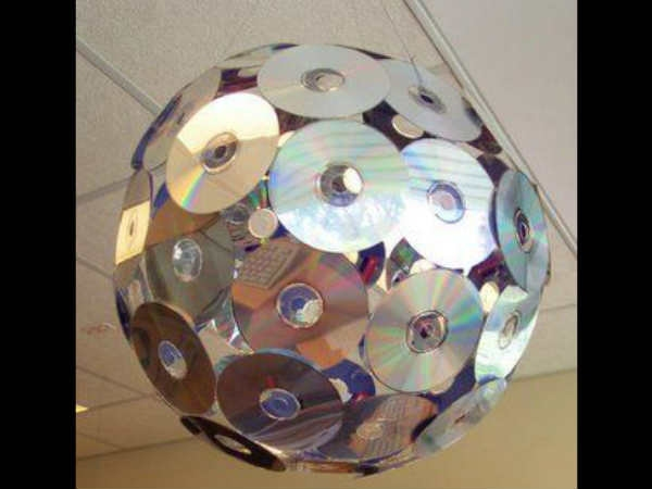 Make a disco ball