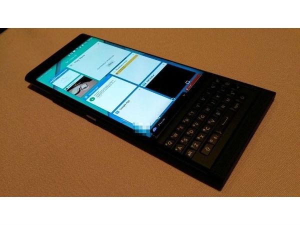 भारत में जल्द पेश होगा ब्लैकबेरी का पहला एंड्राइड फोन..!