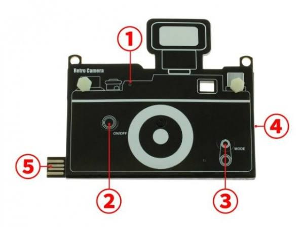 ये है पेपर कैमरा!