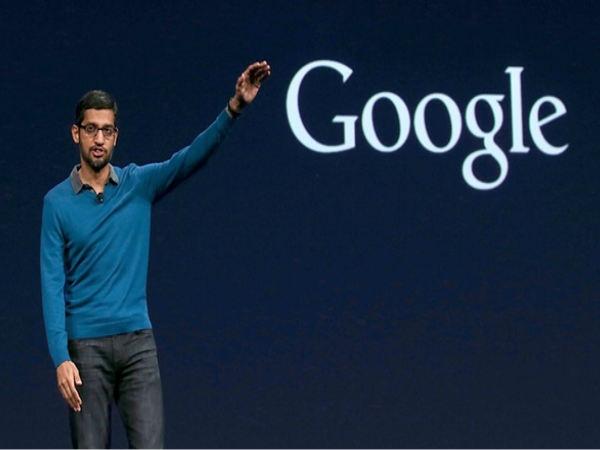 गूगल के सुंदर पिचाई हैं यूएस के हाइली पेड सीईओ!